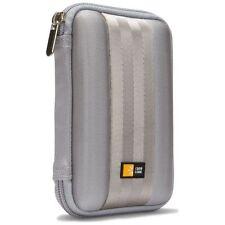 Case Logic EVA Foam Case for 2.5 inch Portable Hard Drives - Grey