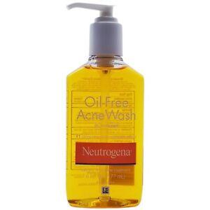 Neutrogena Oil-Free Acne Wash 6 fl oz Salicylic Acid Acne Treatment EXP 09/2021