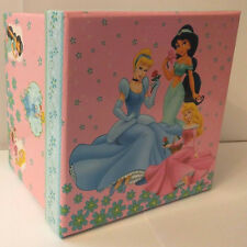 Disney Princess Cinderella Aurora Keepsake Box Gift Box
