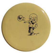 Kastaplast K1 Svea - Le Skulboy Skull Kid Driving (Pale Yellow, 178g)