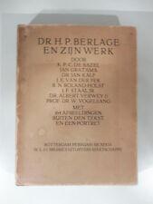 Dr. H.P. Berlage en zijn werk, Rotterdam, 1916