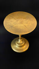 Mid 20th Century French Hotel Palace Ritz Paris Gueridon small side Table gilt