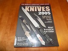Knives 2005 Knife Collector Collecting Bladesmith Making Forged Antiques Book