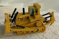 Vtg Joal Die Cast Miniature 220 Caterpillar Cat Chain D-10 Tractor 1/70 Scale