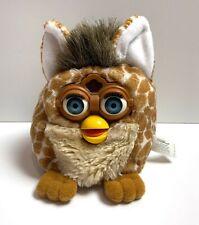 Furby Buddies Giraffe Gefleckt 90s Blue Eyes Blaue Augen