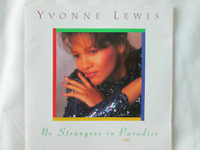 Yvonne Lewis - No Strangers in Paradise (1995)  CD  SPEEDYPOST