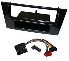 Kit adaptateurs autoradio cadre 1DIN câble faisceau pour Ford Mondeo 2003-2006