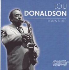 Lou Donaldson - Lou's blues (CD)