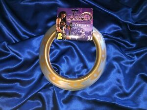 RARE OFFICIAL XENA TOY CHAKRAM PROP REPLICA - BRAND NEW WITH TAGS
