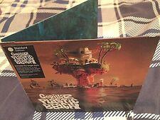 Gorillaz – Plastic Beach PARLOPHONE CD Gatefold Card Sleeve