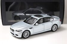 1:18 Paragon BMW M5 (F10) Sedan Silverstone II DEALER NEW bei PREMIUM-MODELCARS