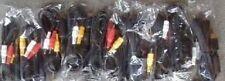 New 10 Lot Stereo Av Audio Video Cables for Nintendo 64 N64 Wholesale