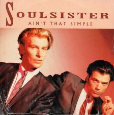 ★☆★ CD Single SOULSISTER	Ain't That Simple 2-track CARD SLEEVE NEW SEALED   ★☆★