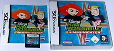 "NINTENDO DS SPIEL"" KIM POSSIBLE Kimmunicator "" WIE NEU"