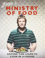 Jamie's Ministry of Food: Anyone Can Learn to Cook in 24 Hours,Jamie Oliver