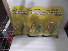 3 - BOOYAH  VIBRA WIRE - 1/4 oz. - BYVWFT14704 Foxy Lady