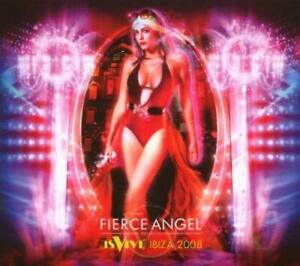Fierce Angel Es Vive Ibiza 2008 (SEALED 3 x CD Box Set) Pryda Freemasons K-Klass