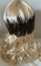 Tiger King Joe Exotic Costume Wig Halloween Cosplay Mullet Usa Seller