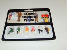 Ho Scale- Model Power 5702- Passenger People - New- W23