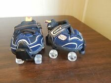 BUILD-A-BEAR WORKSHOP SKECHERS Navy Athletic Shoes w/Roller Skates