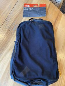 The North face Flyweight cube MEDIUM Lightweight packable sack NWT black