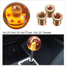 54mm Car Dragon Ball Z Rare Custom Shift knob 7 star M10x1.5 for Honda Accord