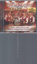 CD--DIE STOAKOGLER LIVE--