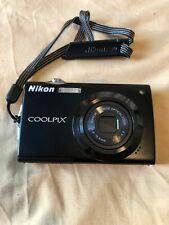 nikon coolpix s4000 camera