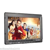 "Feelworld FW759 7""inch HD 1080P 1280x800 IPS LCD HDMI Field Camera Video Monitor"