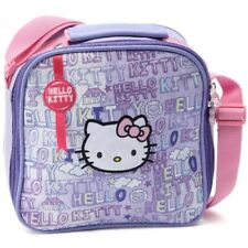 Petit sac carré mauve Hello Kitty