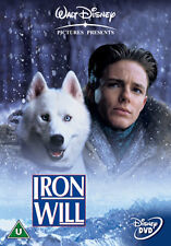 IRON WILL - DVD - REGION 2 UK