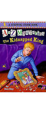 The Kidnapped King (A to Z Mysteries)-ExLibrary