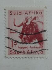 SOUTH AFRICA STAMP - 1d