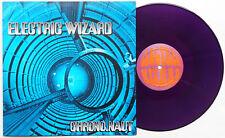 "Electric Wizard - Chrono.naut 10"" PURPLE VINYL / FIRST PRESS Doom Sludge Metal"