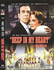 Deep In My Heart  All Region DVD Jos Ferrer, Merle Oberon, Helen Traubel, Doe