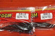 "ZOOM 7"" Magnum Super Fluke (5 Cnt) #112-272 Green Pumpkin Candy (2 Packs)"