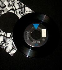 "SCARLETT & BLACK ""YOU DON'T KNOW/Japan"" VIRGIN 99405 (1987) 45rpm SINGLE"