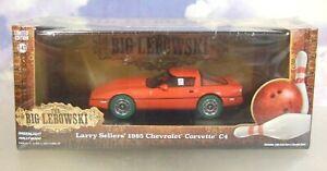 Greenlight 1/43 Larry Sellers 1985 Chevrolet Corvette C4 Big Lebowski Chase Car