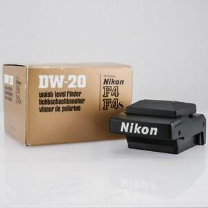 Nikon DW-20 Waist Level Finder for F4 F4s from Japan in Original Box