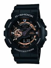 Imported G-Shock Special Edition Analog Digital Black Dial Men Watch GA-110RG