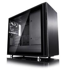 Fractal Design Define R6 Usb-C TG Metà Custodia per Torre Dei Giochi - Nero
