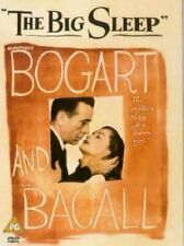 The Big Sleep (DVD, 2000) Bogart & Bacall Genuine Brand NEW & Factory Sealed