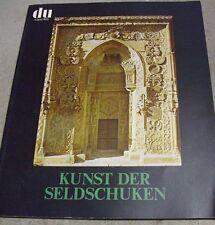 du 390 Kunst der Seldschuken SAHARAREISE VON SAMUEL BURI pp 8/1973 Monatsschrift