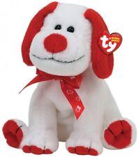 TY Beanie Babies battement de cœur l'amour chien UK POST GRATUIT