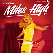 CD - Los Venturas, Miles High, surf music from Belgium