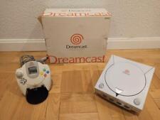 Sega Dreamcast Japonesa con caja y documentacion