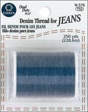 Denim Thread For Jeans 250yd Blue 073650890895