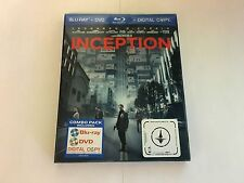 Inception w/Lenticular Slipcover Blu-ray