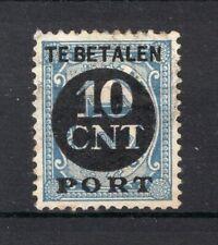 NEDERLAND P67 gestempeld 1924
