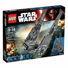 STAR WARS LEGO set: 75104 Kylo Ren's Command Shuttle EP.7